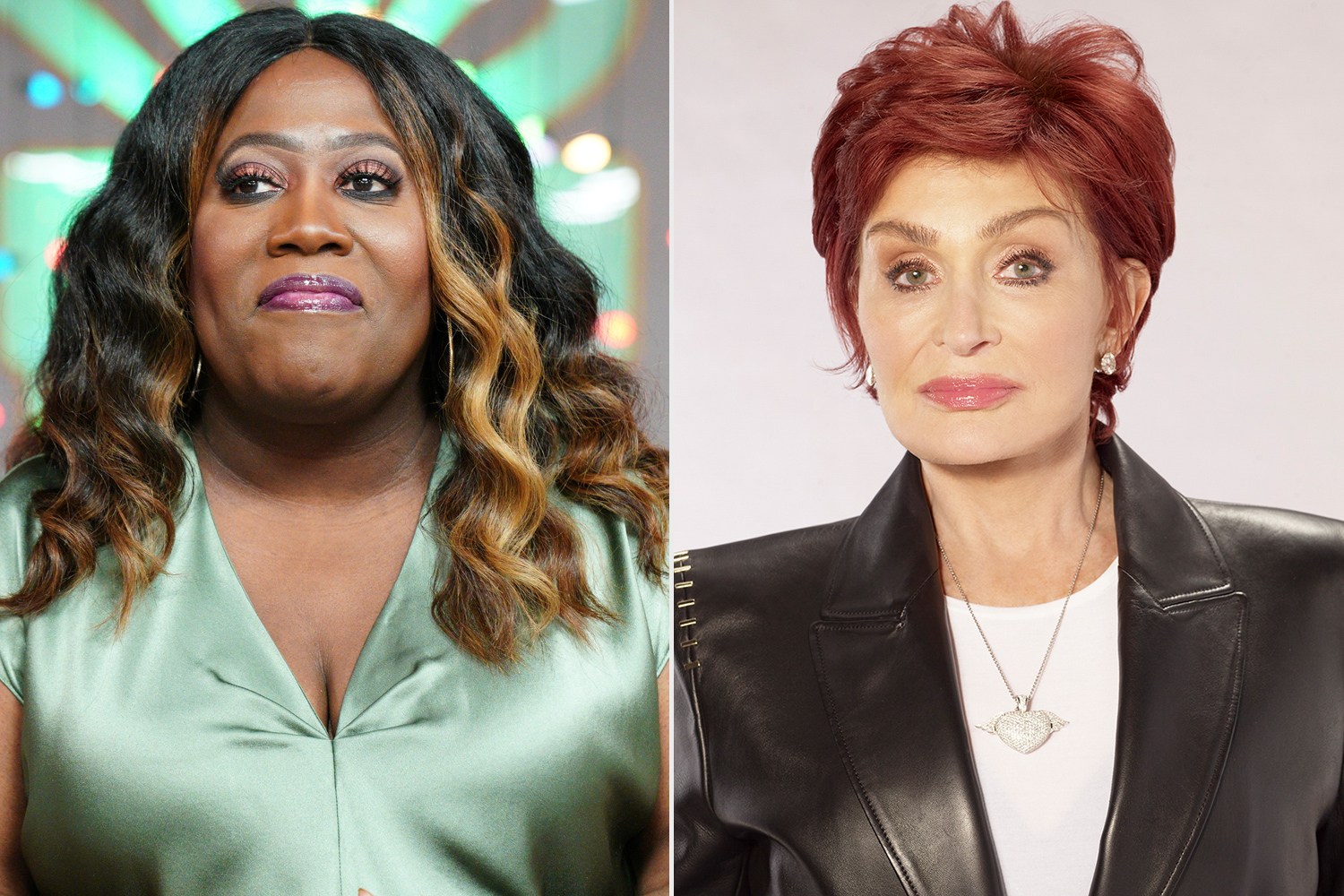 Sheryl Underwood Speaks Out After Sharon Obsourne S The Talk Exit Ew Com