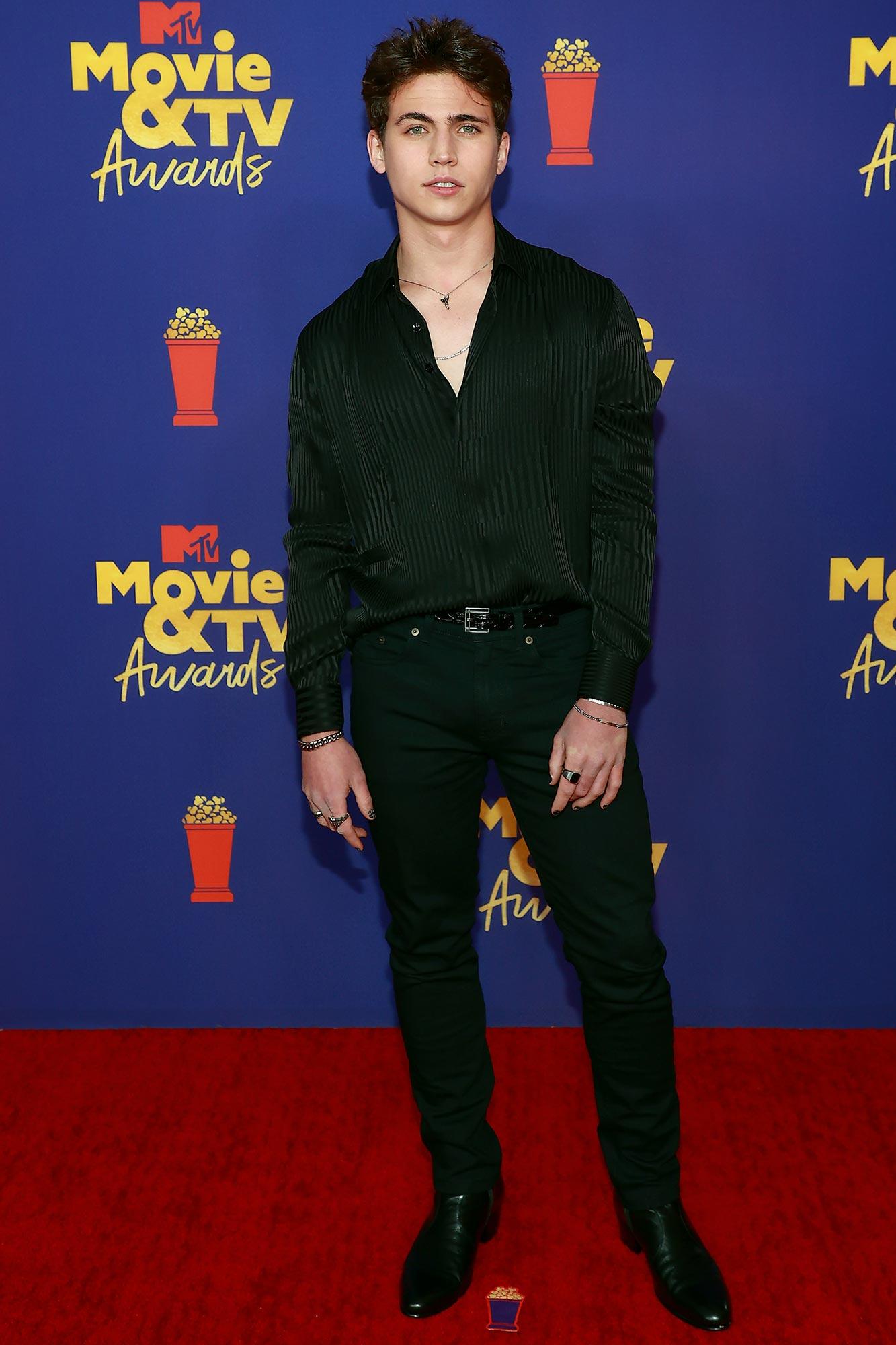 MTV Movie & TV Awards Tanner Buchanan
