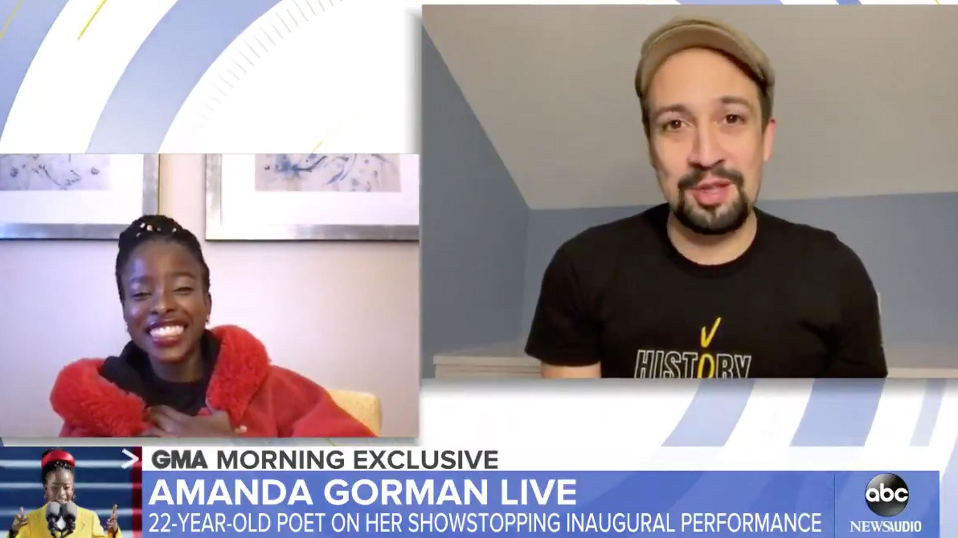 amanda Gorman