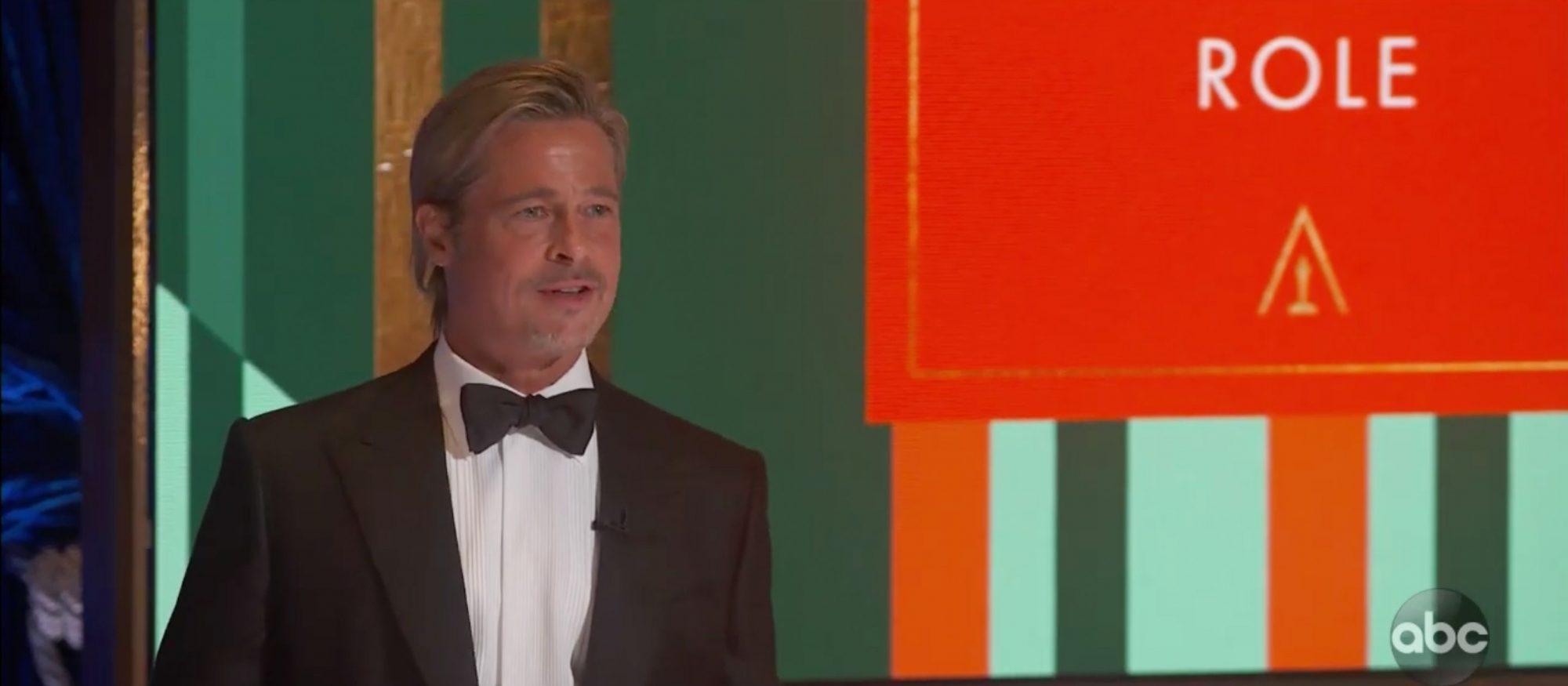 Brad Pitt Academy Awards