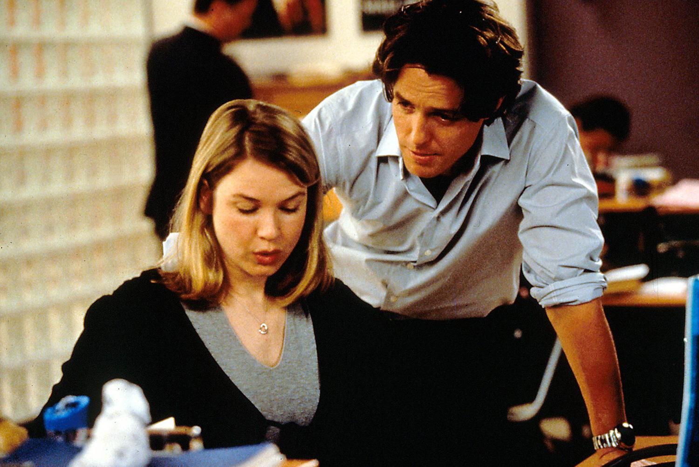 Renee Zellweger and Hugh Grant Have Bridget Jones's Diary Reunion at BAFTAs: 'Well Done Jones'