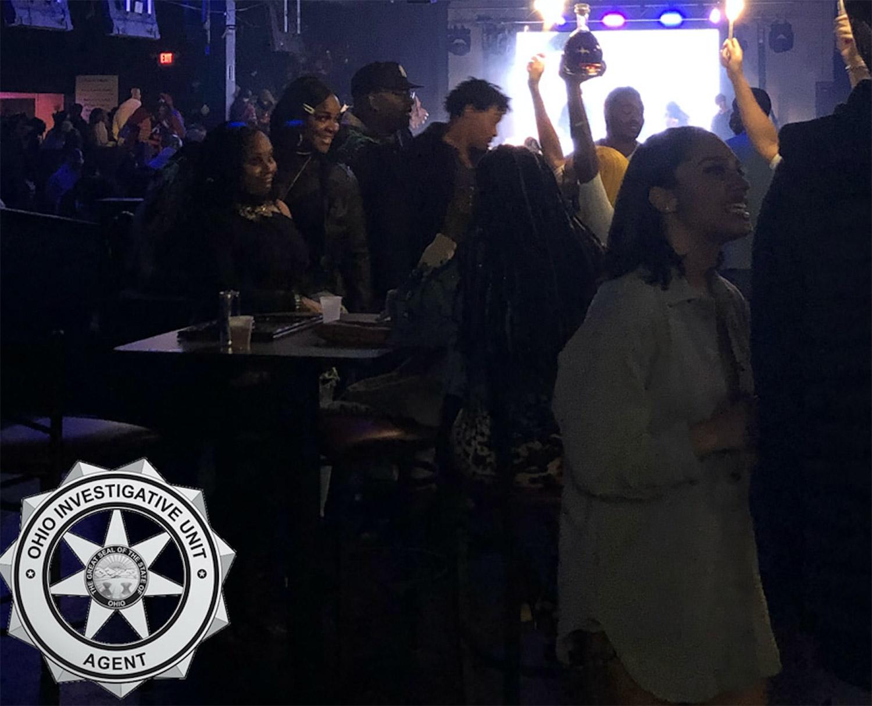 covid night club