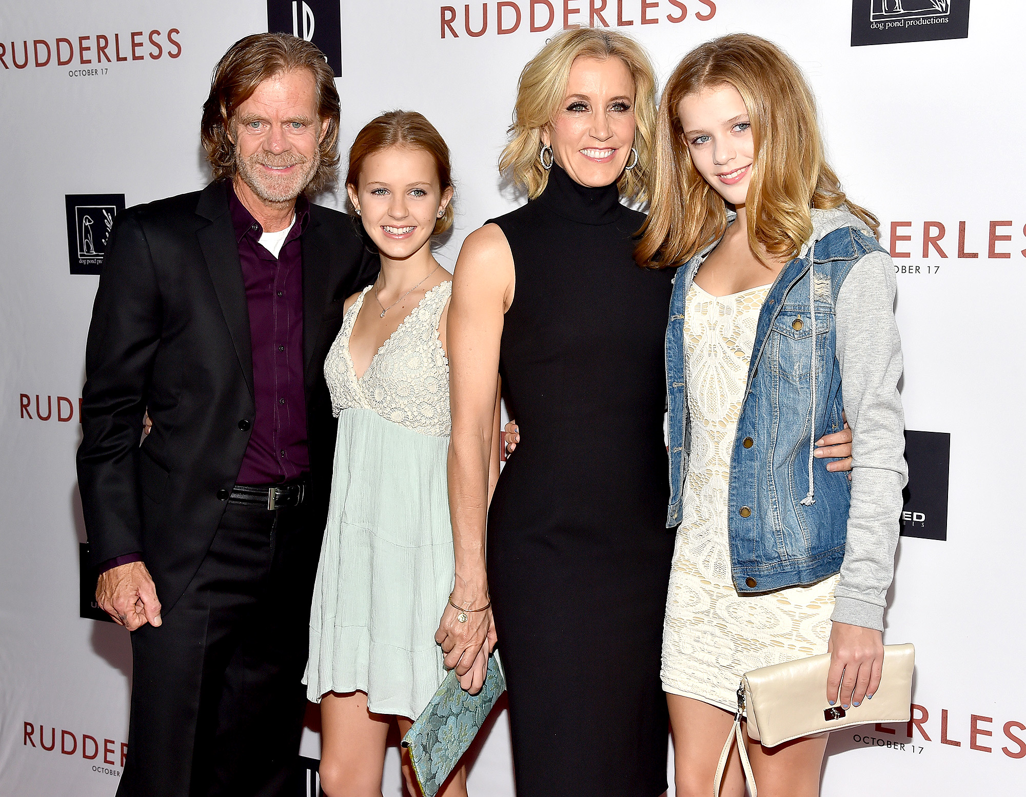 "Screening Of Samuel Goldwyn Films' ""Rudderless"" - Arrivals"