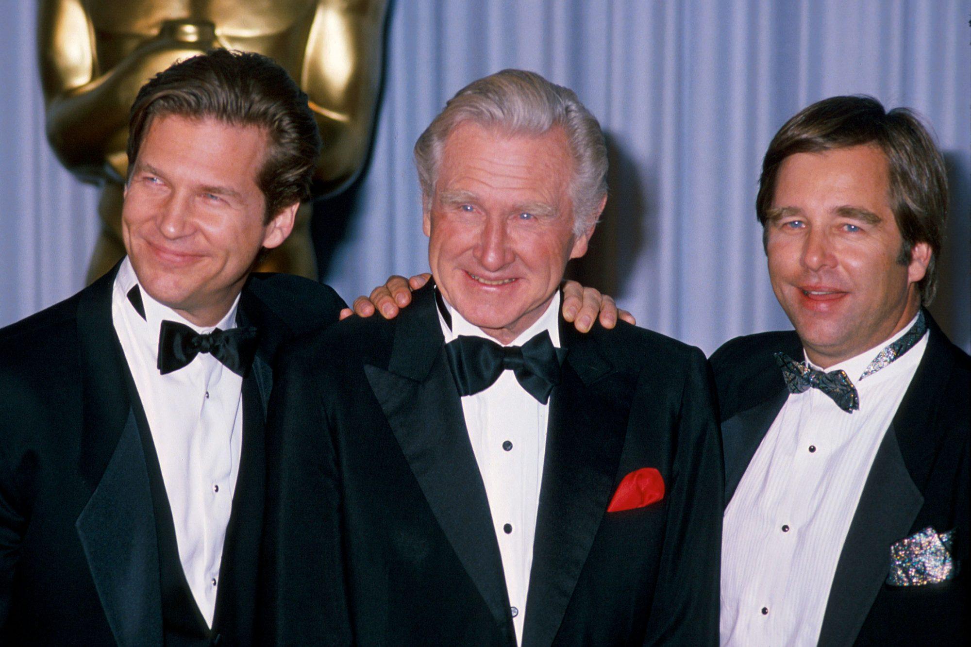 Lloyd Bridges [& Family];Beau Bridges;Jeff Bridges