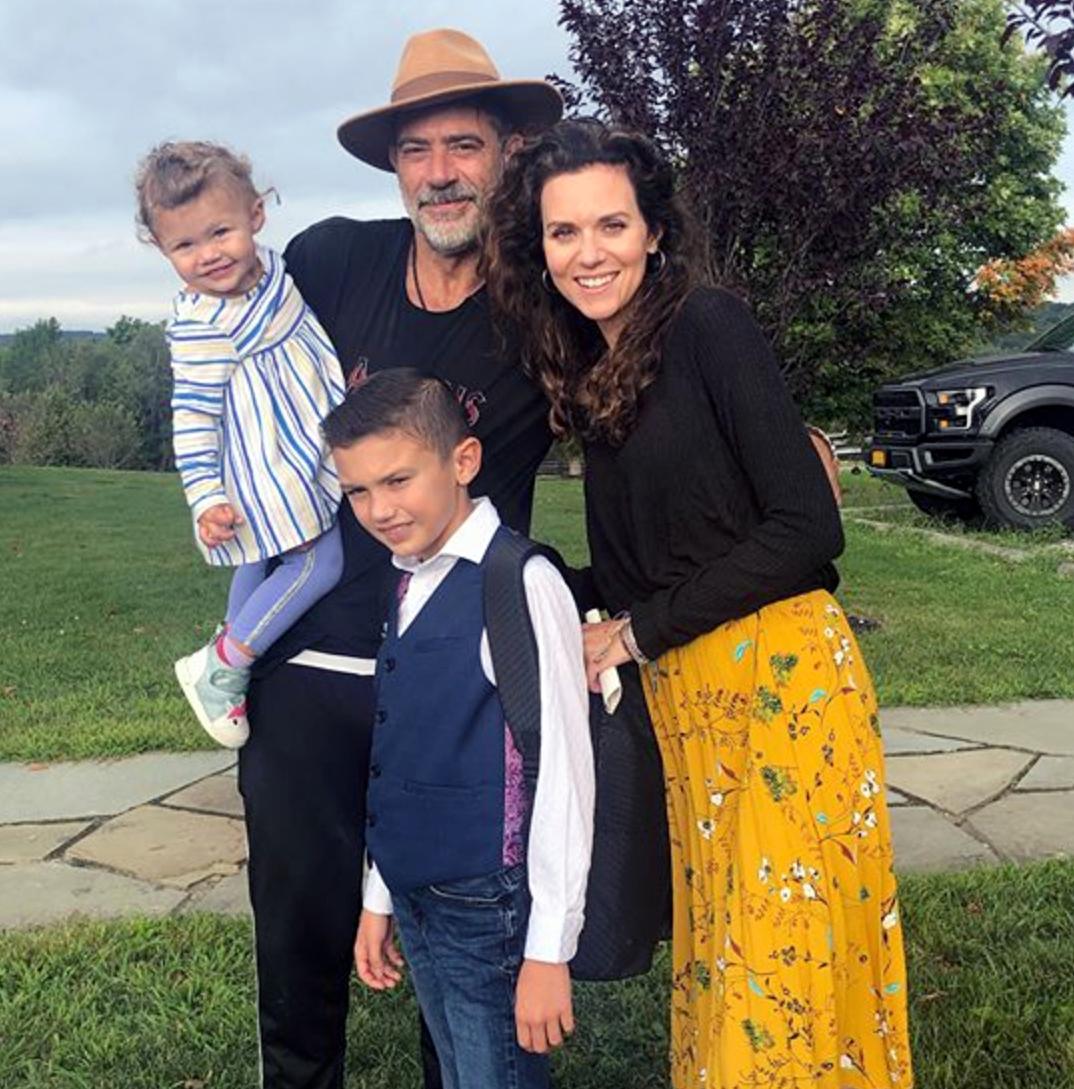 hilarie-burton-family