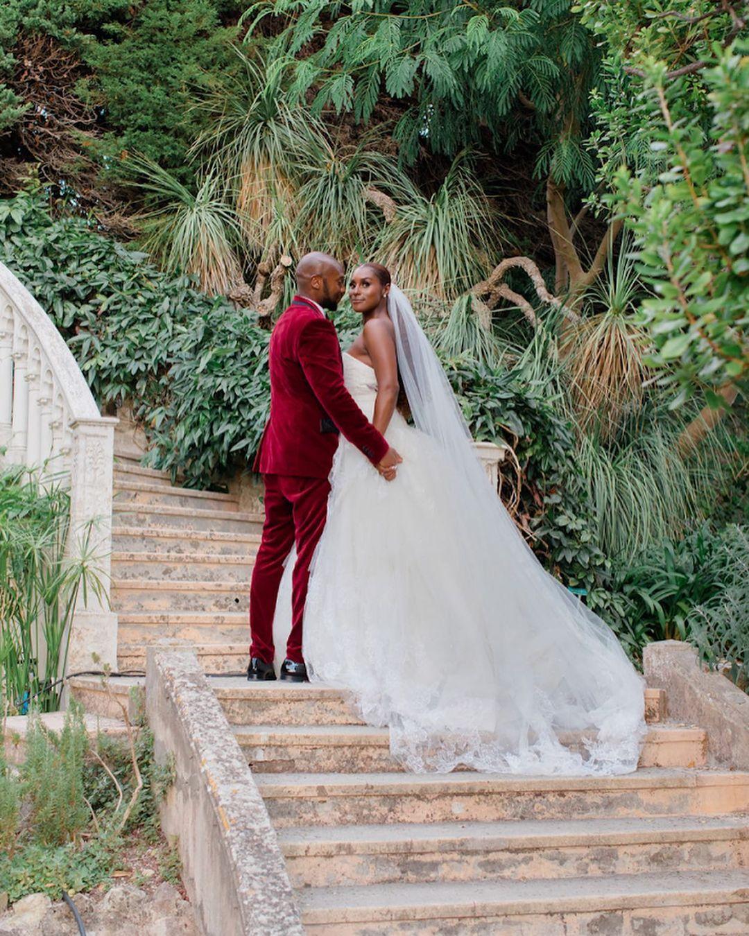 issa rae wedding