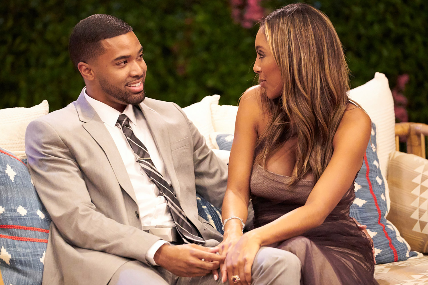Bachelorette Suitor Ivan Hall Opens Up About Breakup with Tayshia