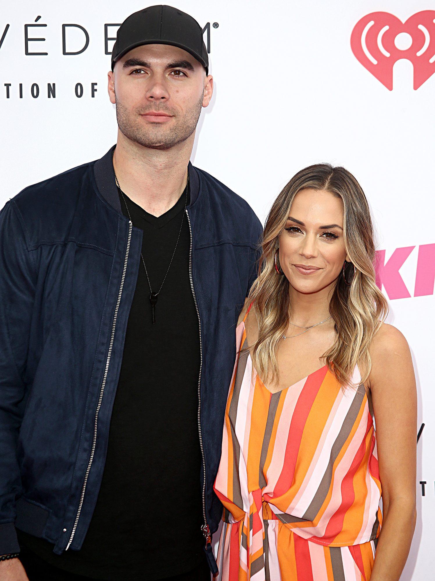Jana Kramer and Husband Mike Caussin