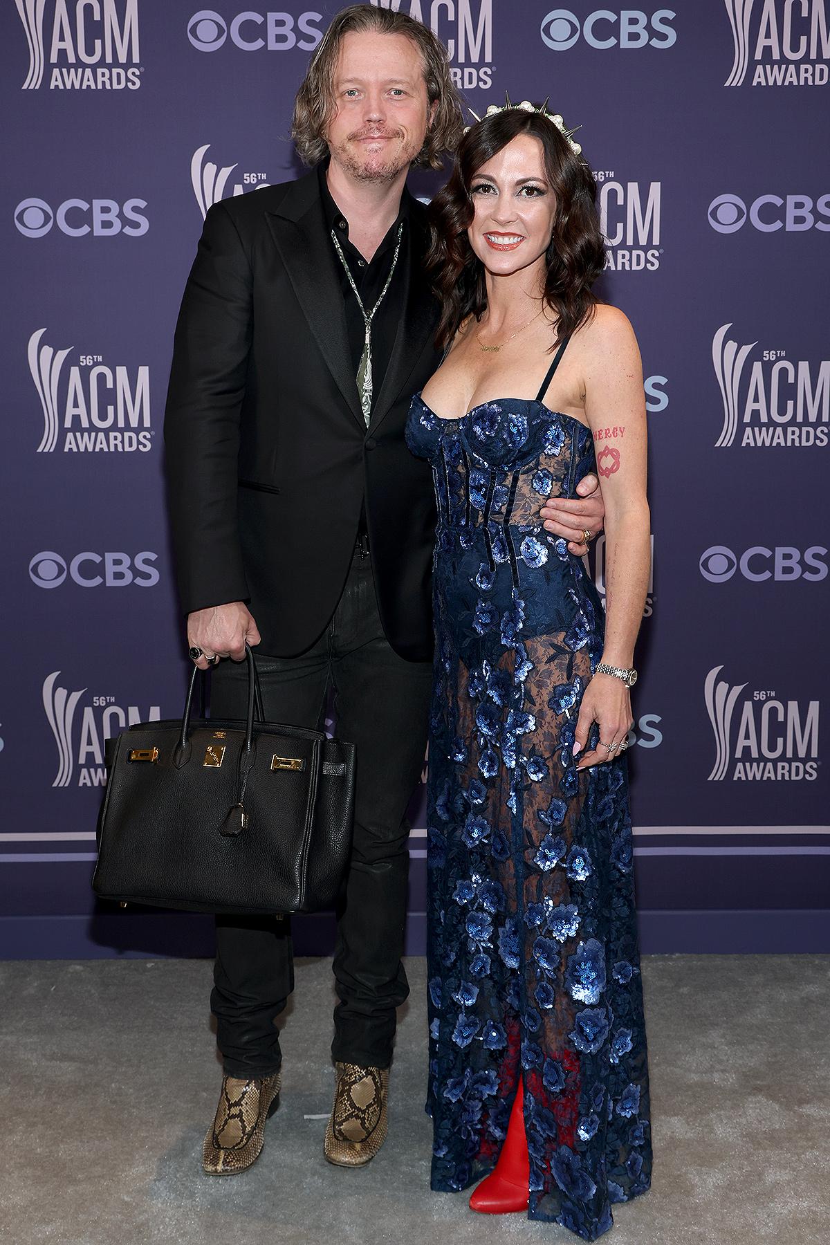 Jason Isbell and Amanda Shires
