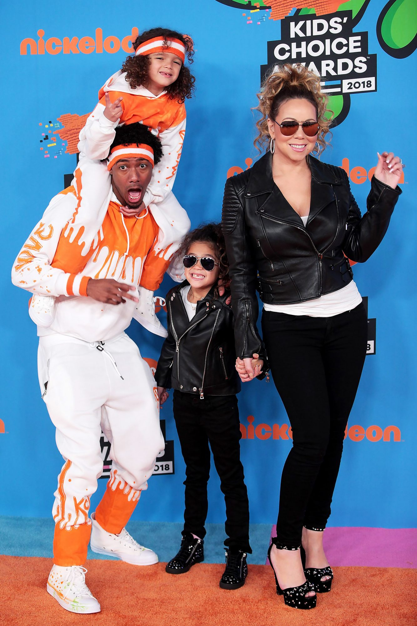 Nickelodeon Kids' Choice Awards, Arrivals, Los Angeles, USA - 24 Mar 2018