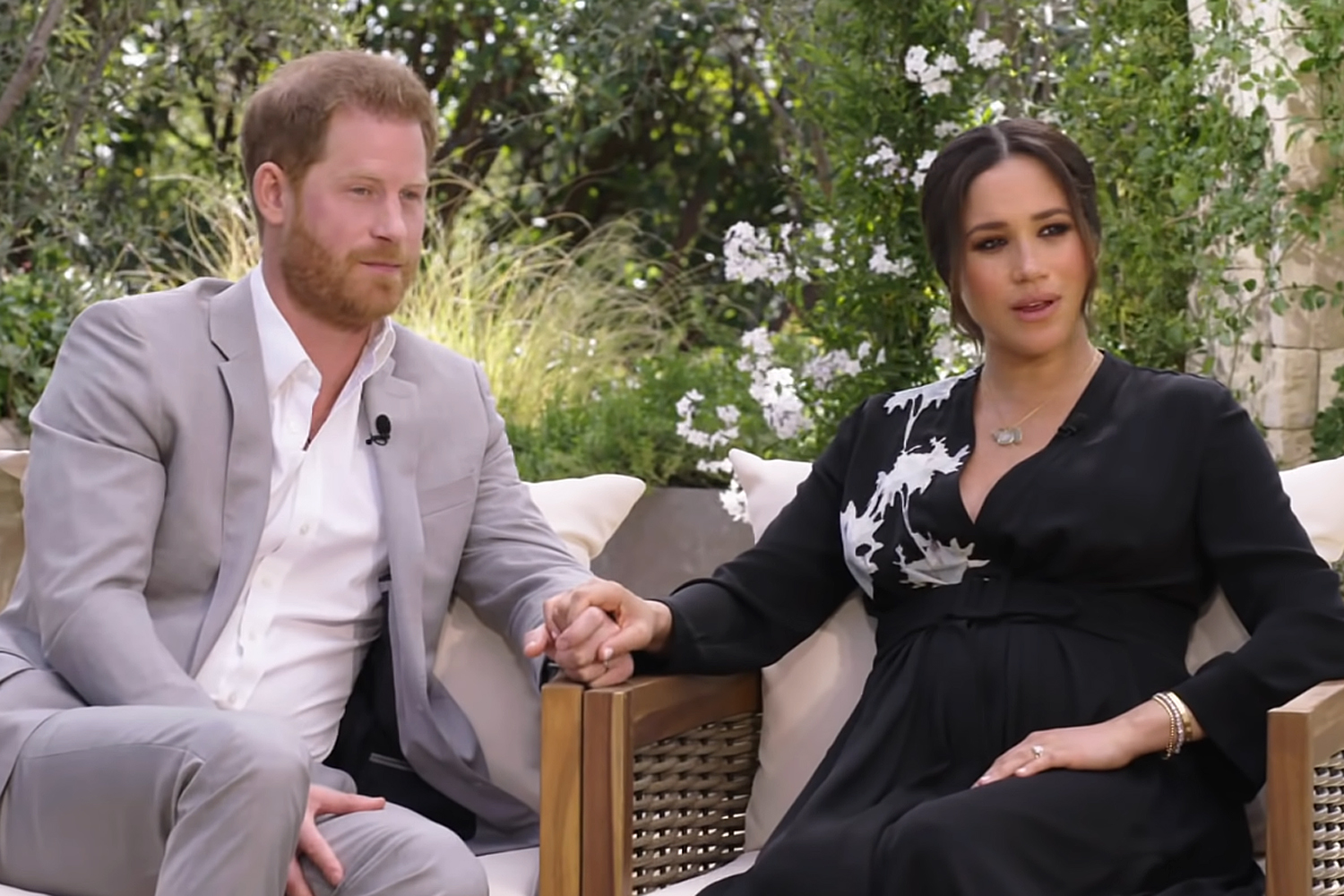 Oprah With Meghan And Harry