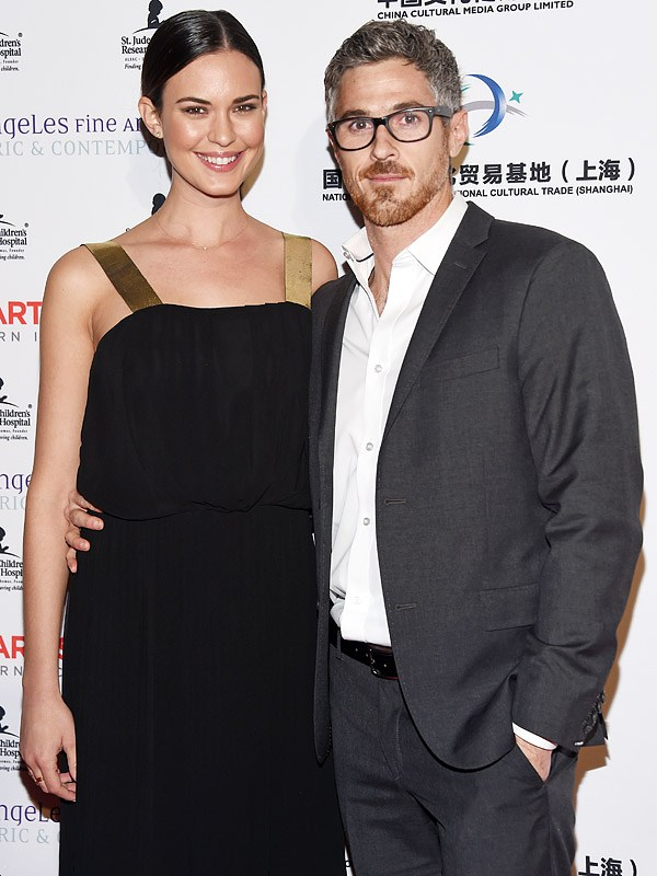 Dave Annable Odette Annable Los Angeles Fine Art