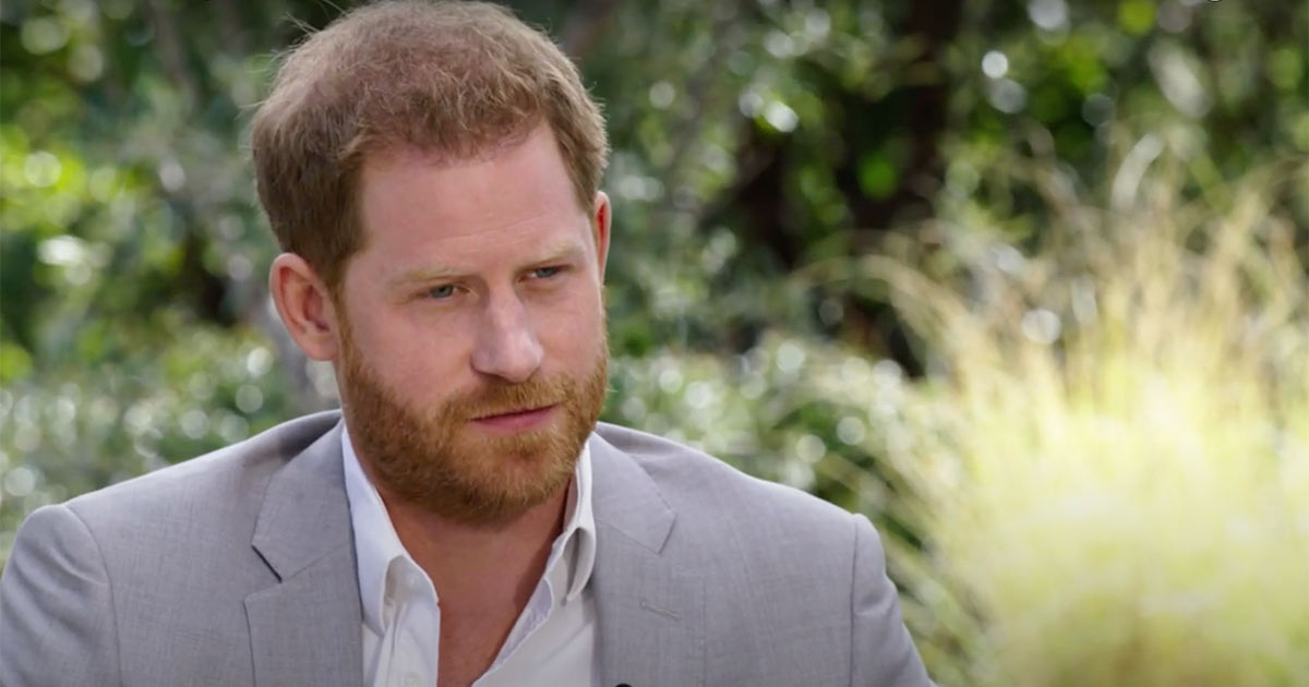 """Oprah With Meghan And Harry First Look 