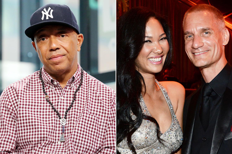 Russell Simmons -- Kimora Lee Simmons -- Tim Leissner
