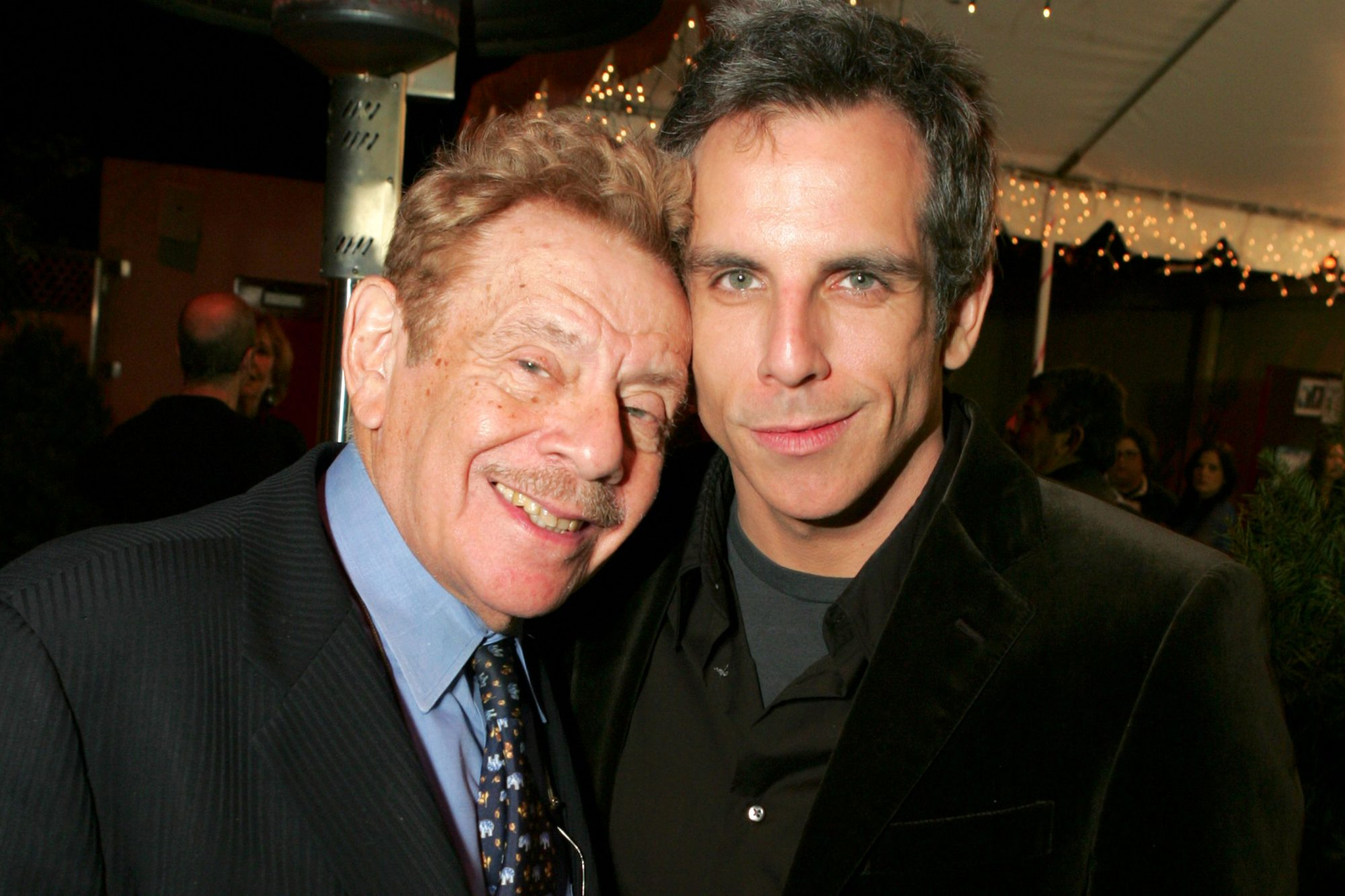 'MEET THE FOCKERS' FILM PREMIERE, LOS ANGELES, AMERICA - 16 DEC 2004