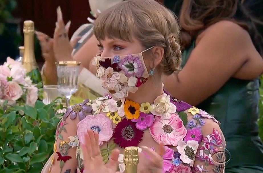 Taylor Swift grammys 2021