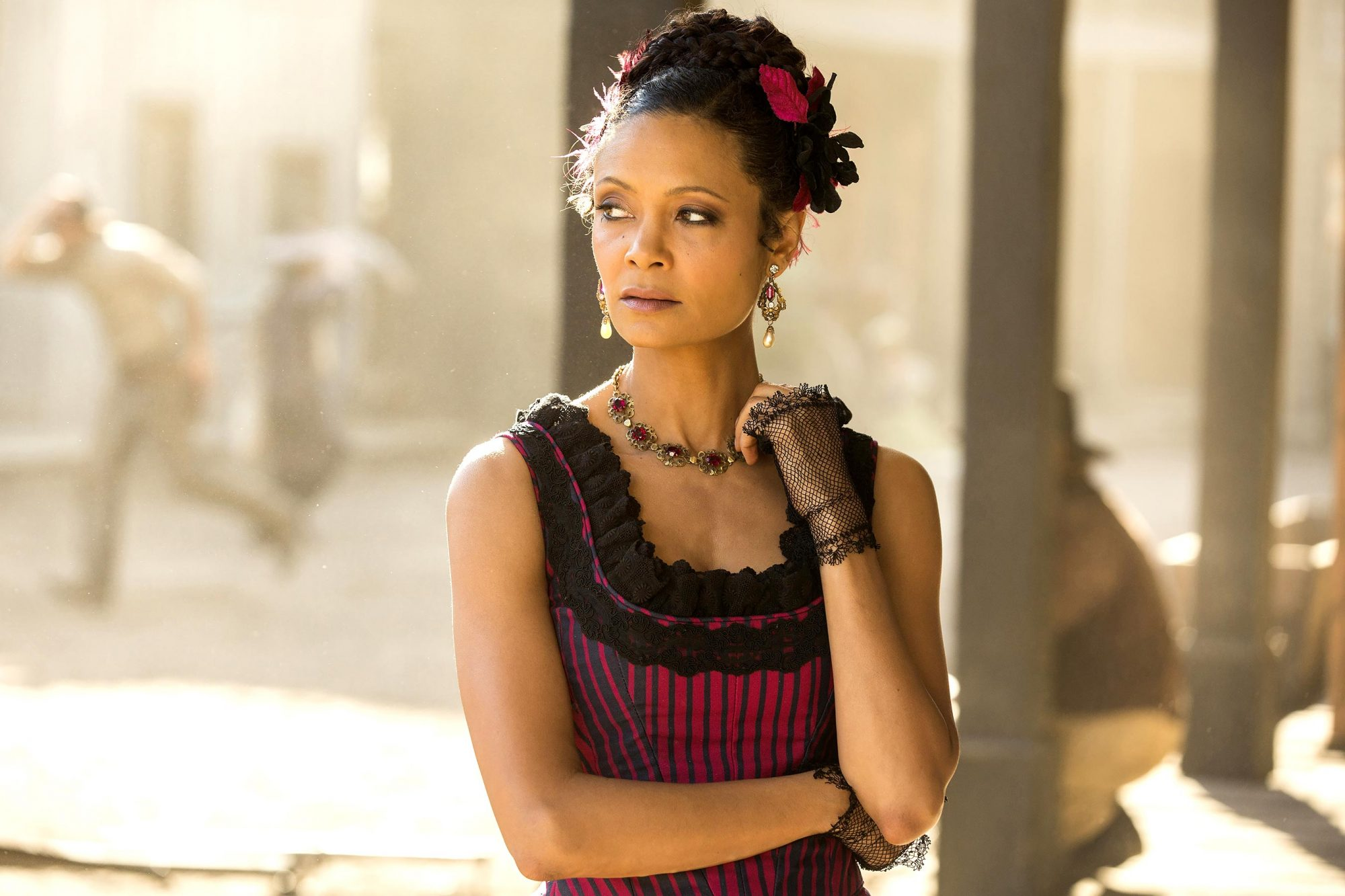 Thandie Newton Westworld