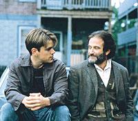 Matt Damon, Robin Williams, ...