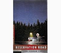 John Burnham Schwartz, Reservation Road