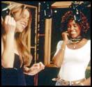 Mariah Carey, Whitney Houston