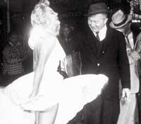 Billy Wilder, Marilyn Monroe, ...