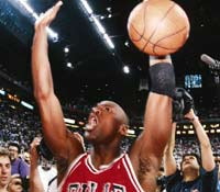 Michael Jordan, Playing for Keeps: Michael Jordan and the World He Made