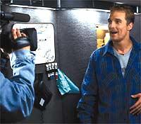 EDtv, Matthew McConaughey