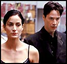 Keanu Reeves, Carrie-Anne Moss