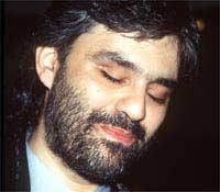 Andrea Bocelli, Sogno