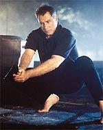 John Travolta, The General's Daughter