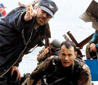Tom Hanks, Steven Spielberg, ...