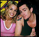 Mark McGrath, Britney Spears