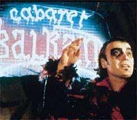 Nikola Ristanovski, Cabaret Balkan