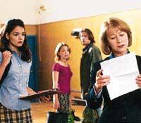 Barry Watson, Helen Mirren, ...