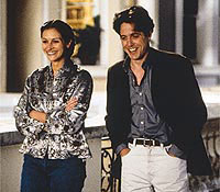 Hugh Grant, Julia Roberts, ...