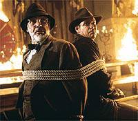 Sean Connery, Harrison Ford, ...