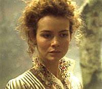 Saffron Burrows, Miss Julie