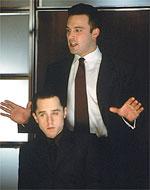 Ben Affleck, Giovanni Ribisi, ...