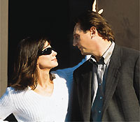 Liam Neeson, Sandra Bullock, ...