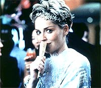 Sharon Stone, The Muse