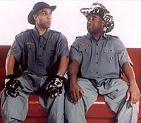V.I.P., Jungle Brothers