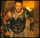 Russell Crowe, Gladiator