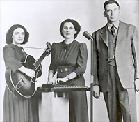 The Original Carter Family, Can the Circle Be Unbroken: Country Music's First Family