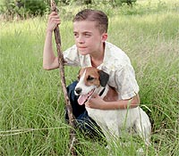 Frankie Muniz, My Dog Skip
