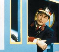 Alec Baldwin, Thomas and the Magic Railroad
