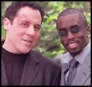 Jon Favreau, Sean P. Diddy Combs