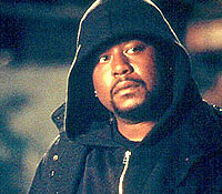 Forest Whitaker, Ghost Dog: The Way of the Samurai