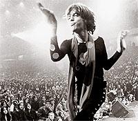 Mick Jagger, Gimme Shelter