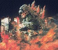 Godzilla (Movie - 1998), Godzilla 2000