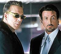 Mickey Rourke, Sylvester Stallone, ...